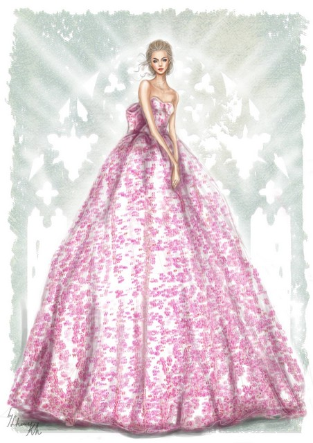 _Bambah Boutique Orchid Princess Gown_small
